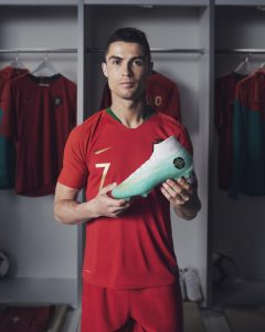 7a76754af Cristiano Ronaldo continues to add to his legendary accomplishments with  his performance in this summer's FIFA World Cup tournament.
