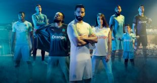 PUMA launch new Olympique de Marseille's 2018/19 season kits!