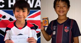 FC Hawaii youth players selected to train with FC Barcelona!
