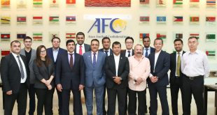 AFC's MA General Secretaries Induction Programme concludes!