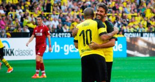 Borussia Dortmund's Season Opening pleases young and old BVB fans!
