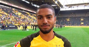 VIDEO: Borussia Dortmund's Jeremy Toljan sends out greetings to fans in India!
