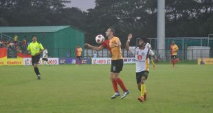 CFL champions East Bengal score 3-0 win against Aryan Club!