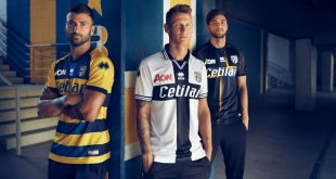 Errea produces a new campaign to mark the return of Parma Calcio to Serie A!