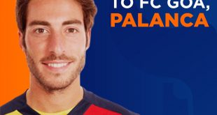 Winger Miguel Palanca of Spain signs for FC Goa!