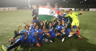 India U-15 Girls coach Firmin D'Souza: We deserved this trophy!