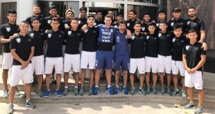 Pablo Aimar & Lionel Scaloni greet & praise India U-20 boys!