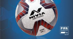 NIVIA becomes the Official Ball Partner of the Indian Super League!