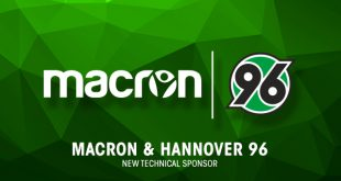 Macron & Hannover 96 sign six year deal from the 2019/2020 season onwards!