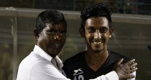 Sumit Das told Raghu Nandi pre-match he would score for Mohammedan Sporting!