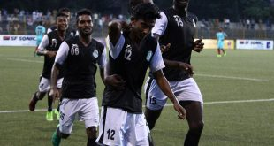 Mohammedan Sporting win it late in CFL against Rainbow AC!