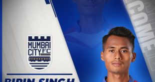 Indian Super League franchise Mumbai City FC have announced the signing of  midfielder Th. Bipin Singh for the 2018 19 season from ISL rivals ATK. 23  year ... 96fe2665f
