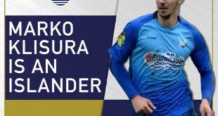 Mumbai City FC confirm signing Serbia defender Marko Klisura!