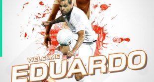 NEROCA sign former East Bengal centre-back Eduardo Ferreira!