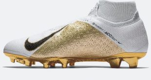 Nike launch special PhantomVSN Gold boot!