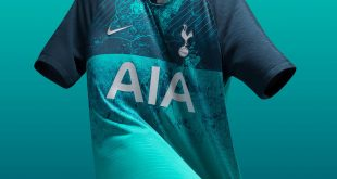 Tottenham Hotspur goes full N17 with its 2018/19 season Third Kit by Nike!