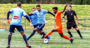 Sydney FC score 3-0 friendly win over India!
