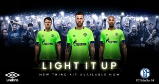 Schalke 04 light it up with new 2018/19 Third Kit by UMBRO!