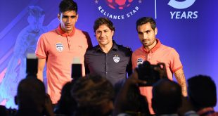 VIDEO: BFC TV covers Bengaluru FC at the ISL Media Day!