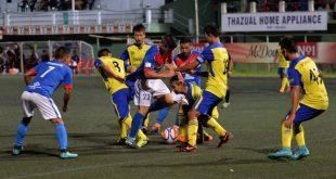 MPL-7: Chanmari FC edge out Bethlehem Vengthlang FC 2-1!