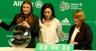 Women's DFB-Pokal Round of 16 draw conducted at Deutsches Fußballmuseum!