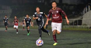 MPL-7: Giant killers Electric Veng FC defeat Chanmari FC!