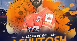 FC Pune City announce the signing of defender Ashutosh Mehta!