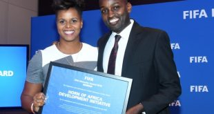 Horn of Africa Development Initiative wins FIFA Diversity Award 2018!
