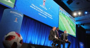 FIFA Football Conference identifies emerging trends and tactics from 2018 FIFA World Cup!