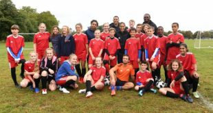 FIFA unveils Grassroots Project in London to mark The Best FIFA Football Awards!
