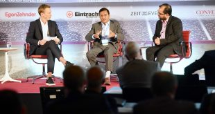 International Frankfurt Football Summit appreciates the rise of Indian football!