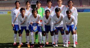 India U-16 Girls drub Pakistan 4-0 to stay top in AFC U-16 Women's Championship qualifiers!