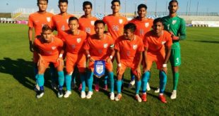 India U-19s go down 0-2 to FIFA World Cup champions France juniors!