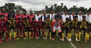 Jamshedpur FC Reserves go down fighting in the final of the Bodousa Cup 2018!