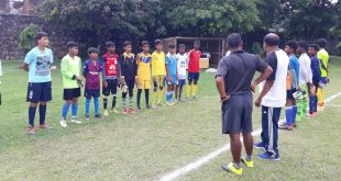 Jamshedpur FC & Tata Trusts conduct preliminary round of trials at Tribal Cultural Society Ground!