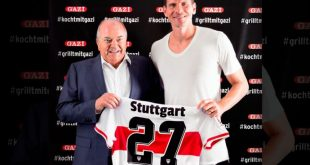 Former Germany striker Mario Gomez announced as new GAZI brand ambassador!