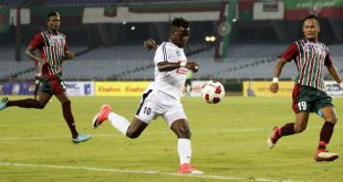 New CFL champions Mohun Bagan beat Mohammedan Sporting in final game!
