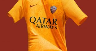 AS Roma's new Nike third kit charts the Eternal City's rich history!