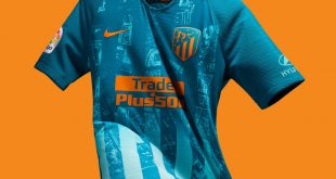 Atletico Madrid marks its Territory with new Third Kit by Nike!