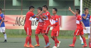 MPL-7: Mizoram Police FC score five against Ramhlun North FC!