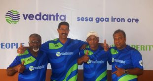 VIDEO: Renedy Singh on Goa's Game of Legends!