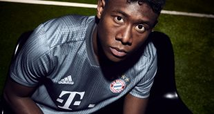 adidas reveals Bayern Munich third kit for the 2018/19 season!