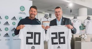 adidas and Germany's DFB extend partnership until 2026!