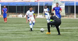 Lalengzama to lead Bengaluru FC 'B' in J&K Invitational Cup and Sikkim Gold Cup!