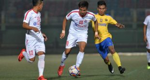 MPL-7: Chawnpui FC and Aizawl FC battle to a draw!