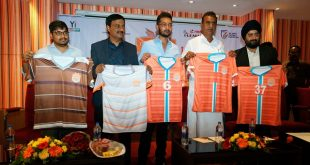 Chennai City FC launch new kit ahead of 2018/19 I-League campaign!