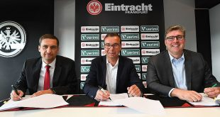 Verimi to partner Bundesliga side Eintracht Frankfurt!