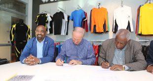 Errea Sport is the new sponsor of Ethiopian Coffee SC!