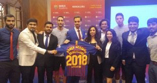 FC Barcelona's 'Barca Academy' lands in Namma Bengaluru!