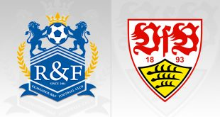 Bundesliga's VfB Stuttgart sign club partnership with China's Guangzhou R&F!